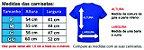 Camiseta Baby Look - São Jorge - 100% Algodão - Imagem 8