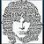 Camiseta Jim Morrison - 100% Algodão Unissex e Baby Look - Imagem 1