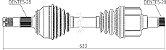 Semieixo Mitsubishi Pajero Sport 2.5 2.8 Diant Lado Esquerdo - Imagem 5