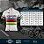 Camisa Ciclismo Masculina Mountain bike Pro Tour Romaria Branca dry fit proteção uv+50 - Imagem 7