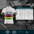 Camisa Ciclismo Masculina Mountain Bike Pro Tour Oasis - Imagem 7