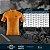 Camisa Ciclismo Pro Tour Preta Ranger Vermelho Premium Zíper Abertura Total - Imagem 9