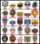 Adesivos Hotrods - Pinups - Vintage - Retrô - Imagem 3