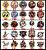 Adesivos Hotrods - Pinups - Vintage - Retrô - Imagem 1
