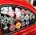 Adesivos Volkswagen - Fusca - Aircooled - Ratlook - Vintage - Retrô - Imagem 3