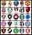 Adesivos Times De Futebol - Nacional E Internacional - Imagem 2