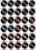 Discos de Vinil Decorativos - Vintage Retrô 25x25 - Imagem 2