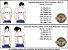 Camiseta Família Apzeiros Branca/Preta Personalizada com seu NOME e CARRO - Imagem 5