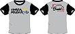 Camiseta Família Apzeiros Cinza/Preta Personalizada com seu NOME e CARRO - Imagem 3