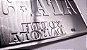 Placa Decorativa Lousiana em Metal - Imagem 2
