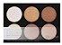 Paleta de Iluminadores BH Cosmetics - 6 Cores  - Imagem 5