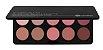 Paleta de Blush Classic Blush BH Cosmetics - 10 Cores - Imagem 1