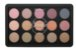 Paleta de Sombras Dual Pro Dual Effect  - BH Cosmetics - 15 Cores  - Imagem 1