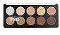 Paleta de Contorno com 10 Cores - BH Cosmetics - Imagem 3