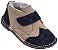 Bota Infantil Bolita c/Pelo interno Bleu/Gris - Baby - Imagem 1