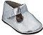 Sapato Infantil Chocalho Prata - Mini - Imagem 1