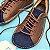 Sapato Infantil Pipa Bleu/ Chocolate - Imagem 1