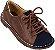Sapato Infantil Pipa Bleu/ Chocolate - Imagem 2