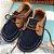 Sapato Infantil Dominó Camurça Bleu/ Caramelo  - Imagem 2