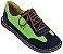 Sapato Infantil Botão Bleu/ Limão  - Imagem 1
