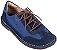 Sapato Infantil Botão Bleu/Marinho - Imagem 1
