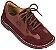 Sapato Infantil Botão Figo/ Pinhão  - Imagem 1