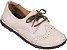Sapato Infantil Pique-Nique Rosé Couro - Imagem 1