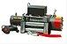Guincho elétrico 12000LBS com cabo de aço e controle remoto sem fio - Imagem 1