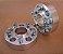 Alargador Distanciador de Rodas AVM 6W044 (o par)  - Imagem 1