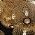 Cordão Pingente Fio De Luz Luminária Bolas Douradas branco Quente BIVOLT - Imagem 4