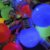 Cordão 20 Lâmpadas bola colorida Usb Ou Pilha Colorido Fixo - Imagem 2