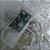 Cortina 136 Led Estrela Pisca Branco Frio Pilha - Imagem 7