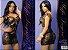 Mini Vestido fitas Yaffa (y1061) - Imagem 1