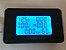 Wattimetro Voltimetro Amperimetro 6 em 1 multifuncional 80-260V 100A TELA LED AZUL - Imagem 1