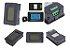 Wattimetro Voltimetro Amperimetro 6 em 1 multifuncional 80-260V 100A TELA LED AZUL - Imagem 4