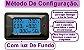 Wattimetro Voltimetro Amperimetro 6 em 1 multifuncional 80-260V 100A TELA LED AZUL - Imagem 2