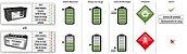 Bateria de Litio 24v 120A 3,1kwh Energy Source 1200 ciclos - Imagem 5
