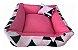 Cama Cachorro e Gato Pet Lavavel C/ Ziper Colors 60X60 + Brindes - Imagem 6