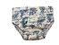Calcinha/Cueca de desfralde Barquinhos - Coleção Tati Abaurre - Imagem 1