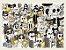 Kit de 05 Prints Colecionáveis Exclusivos da Megacon 2018 - Dia dos Mortos - Imagem 2