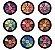Paletas de Sombras Ruby Rose Coleção Nova  - Imagem 1