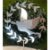 Topo de Bolo Espírito Santo Metalizado Prata Sonho Fino Rizzo - Imagem 1