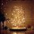 Cupula Redoma de Vidro Decorativa 10x16cm - 01 unidade- artlille - Rizzo Embalagens - Imagem 4