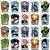 Copinho para Doces Festa Dragon Ball Super 20 unidades - Rizzo Embalagens - Imagem 2
