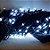 Cordão de LED Luz Branca com Fio Verde 100 Leds 5m 127V - 1unidade - Cromus Natal - Rizzo - Imagem 1