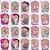 Copinho para Doces 40ml Festa Barbie - 20 unidades - Rizzo Embalagens - Imagem 2