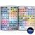 Livro 500 Adesivos Frozen 2 - 01 Unidade - Culturama - Rizzo - Imagem 2