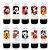 Mini Tubete Lembrancinha Festa Mickey Mouse 8cm 20 unidades - Preto - Rizzo Embalagens - Imagem 2