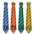 Gravata Divertida Festa Harry Potter - 8 unidades - Festcolor - Rizzo Festas - Imagem 1