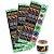 Adesivo para Lembrancinha Festa Jovens Titãs - 36 unidades - Festcolor - Rizzo Festas - Imagem 1